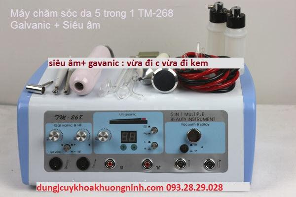 máy chăm sóc da TM-268