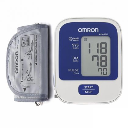 máy đo huyết áp omron hem-8712