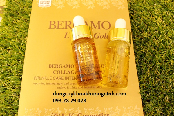 colagen bergamo luxury gold